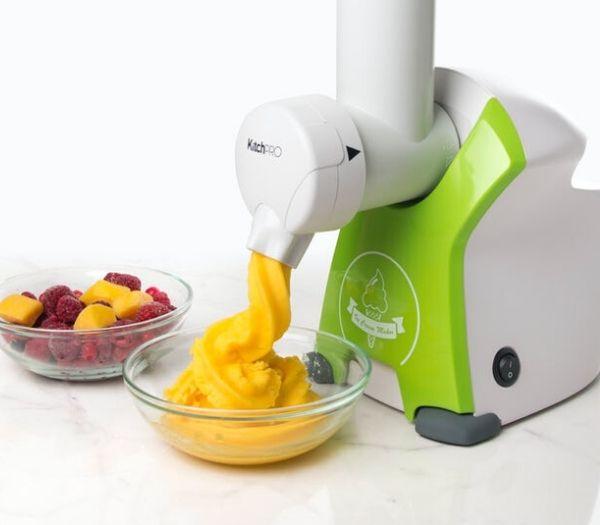 Sorbetmaskine køkken gadgets