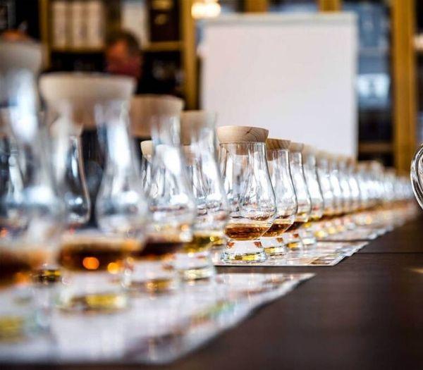 Whiskysmagning oplevelser i Danmark