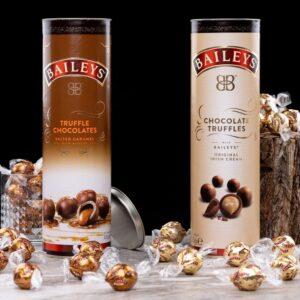 Baileys Trøfler i Rør - Salted Caramel