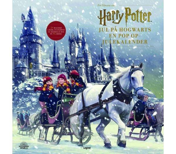 Harry Potter Julekalender bog