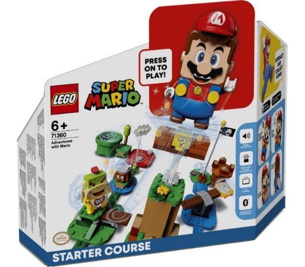 Lego Super Mario julegaver til børn