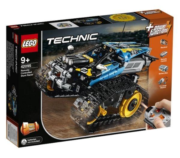 Lego Technic fjernstyret stunt racerbil