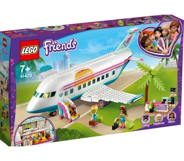 Lego friends heartlake flyvemaskine