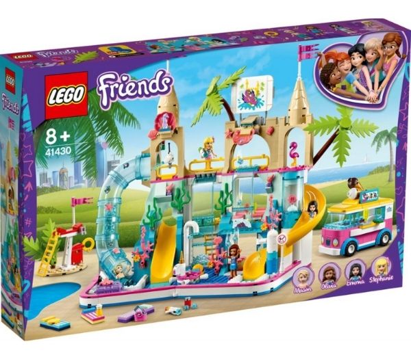 Lego friends sommerbadeland