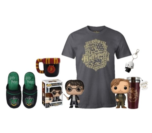 Harry Potter Merchandise Loot Boks