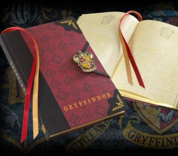 Harry Potter dagbog Gryffindor