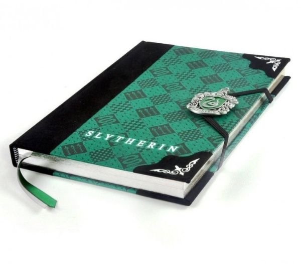 Harry Potter dagbog Slytherin