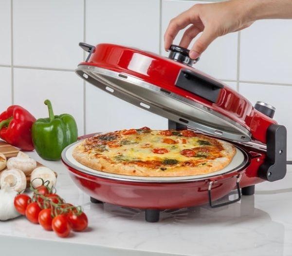 Pizzaovn Til Bordet