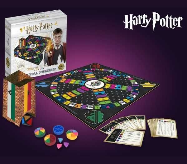 Trivial pursuit Harry Potter ultimatide edition