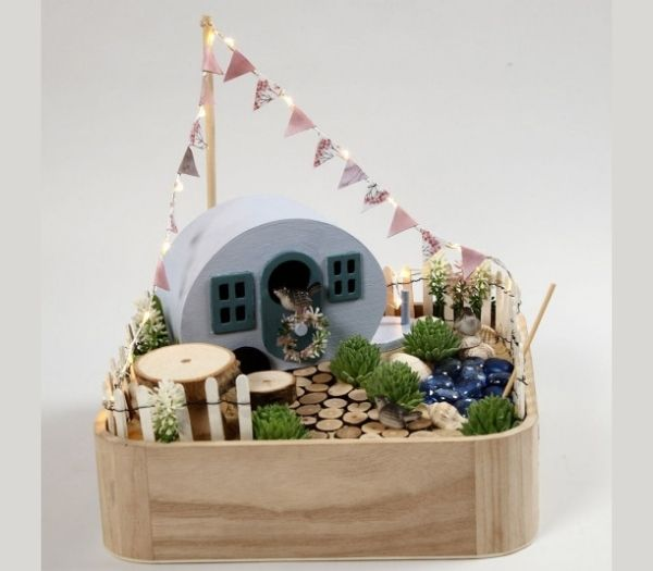 DIY Julegaver Hjemmelavet Miniature Verden