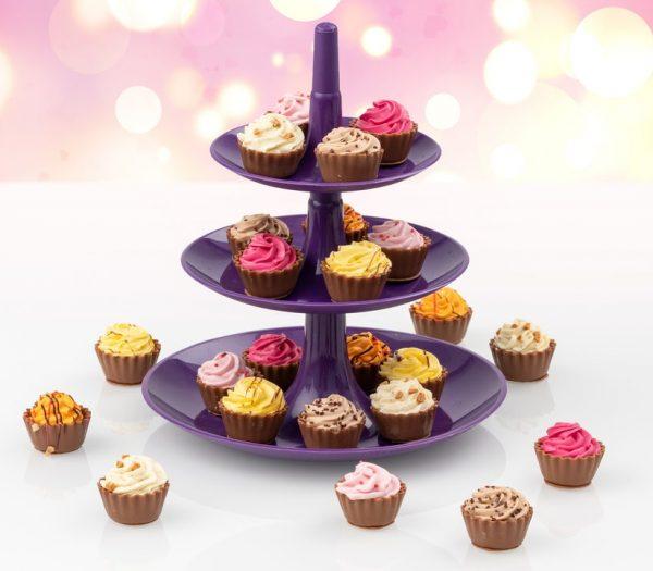 Cupcake Chokoladeæske