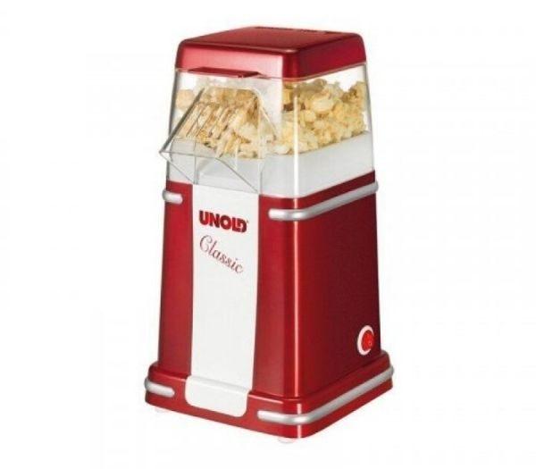 Gammeldags popcornmaskine til køkkenet
