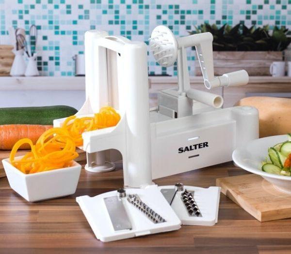 Grøntsagspasta-maskine køkken gadget