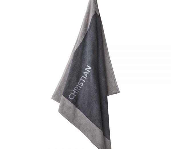 Håndklæde Med Navn Fra Georg Jensen Damask