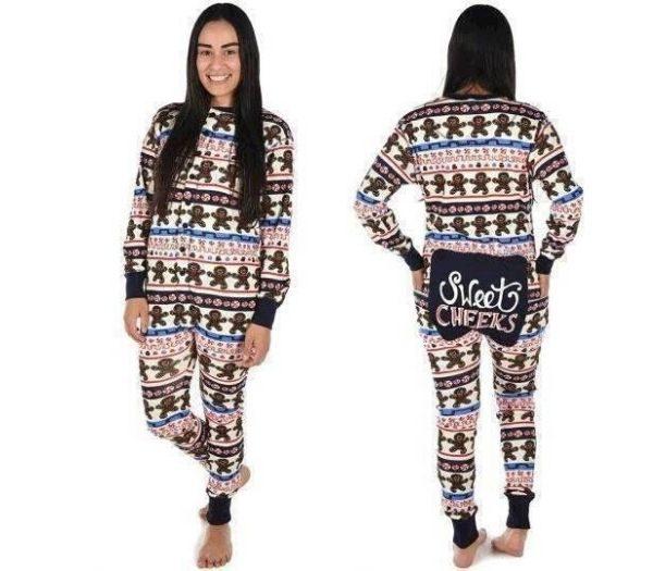 Heldragts pyjamaser gaveide til kæresten