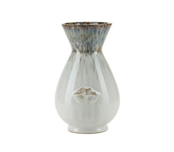Interior vase med læber værtindegaver