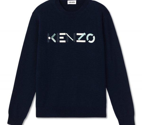 Kenzo Logo Knit