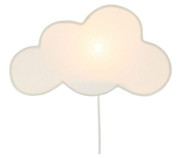 Konges Sløjd Cloud Fabric Lamp - White