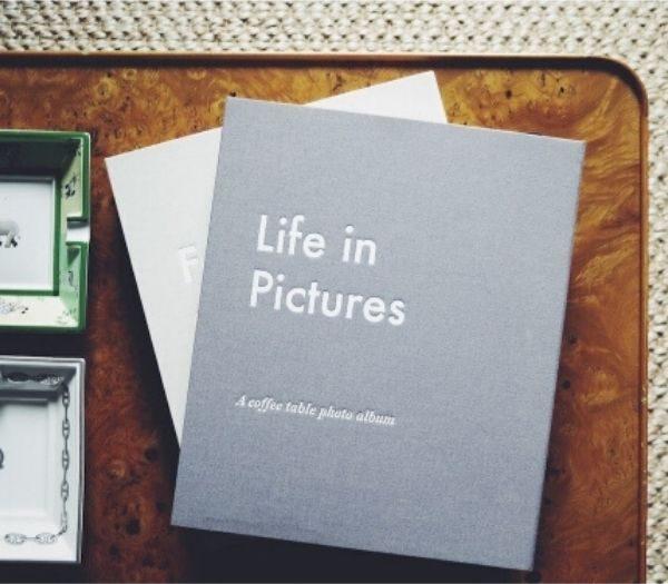 Personligt fotoalbum gave til kæresten